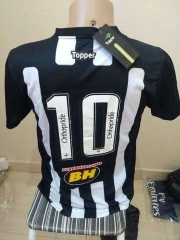 Camisa do Atlético mineiro - Esportes e ginástica - Jardim Brasil ... a3f07ec28c6e2