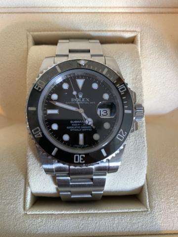 8c0dcb904ab Rolex Submariner Date 40mm 116610ln Original Oportunidade