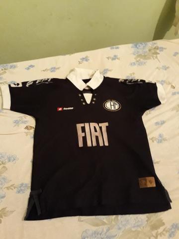 Camisa OFICIAL Atlético Mineiro 2008 - Centenário - Esportes e ... 8679ff6f65b6c