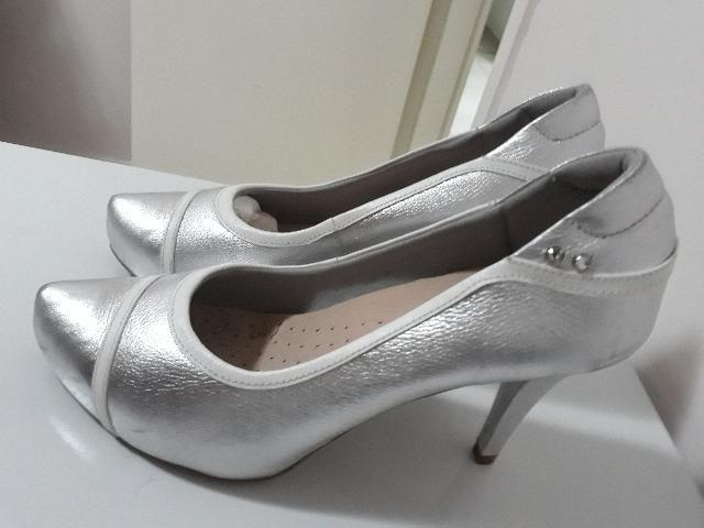 9c01d1962 Sapato Scarpin Feminino Usaflex n. 37 - Roupas e calçados - Redenção ...