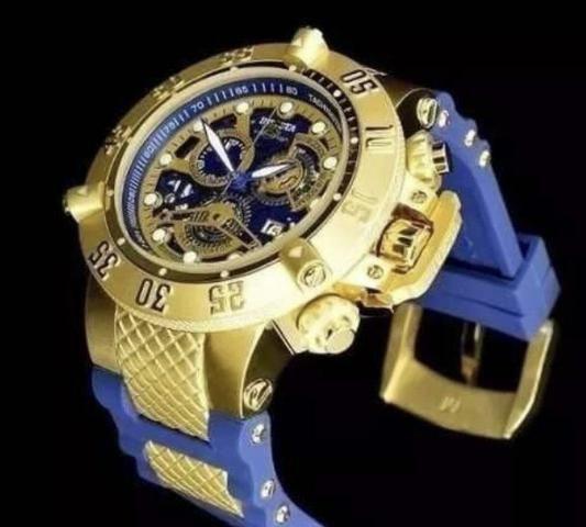 Relógio Invicta 24 K