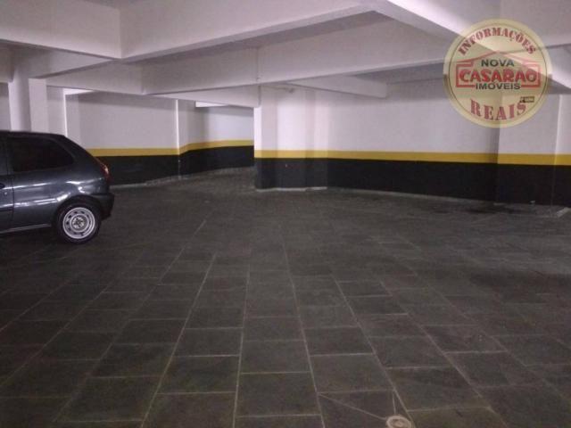 Apartamento com 1 dormitório à venda, 61 m² por R$ 225.000 - Boqueirão - Praia Grande/SP - Foto 16