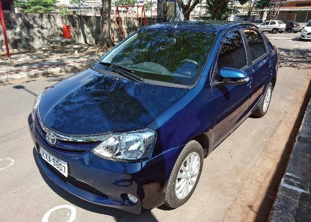 Toyota Etios Sedán Xls 1.5 Flex - 2016 17mil Km