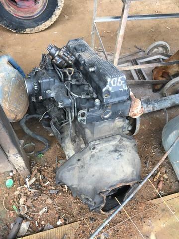 Motor 14b Toyota baixado funcionando ok - Foto 3
