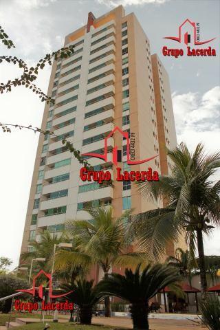® Garden Club Residence 119m² 3Suítes - Parque Dez