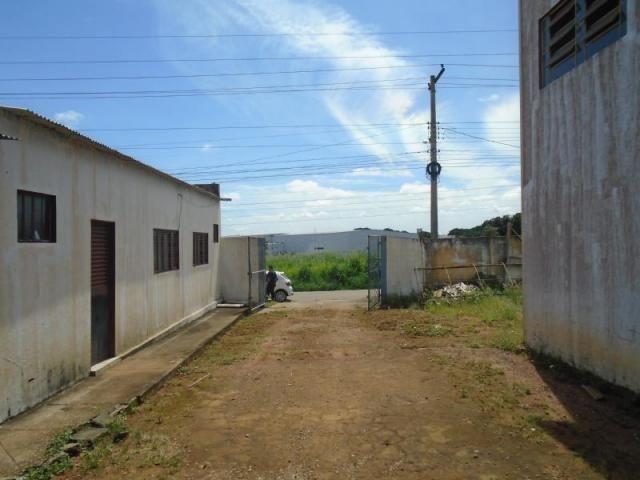 Galpão para alugar, 450 m² por r$ 3.700/mês - jardim pampulha - aparecida de goiânia/go - Foto 11