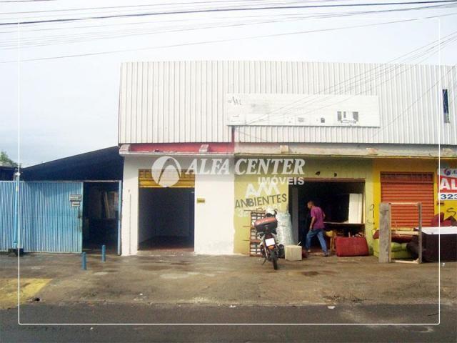 Loja para alugar, 18 m² por r$ 500/mês - cidade satélite são luiz - aparecida de goiânia/g