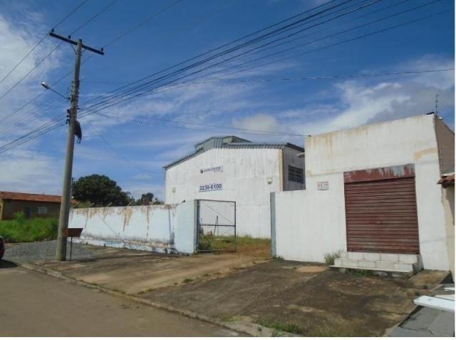 Galpão à venda, 260 m² por R$ 570.000,00 - Jardim Pampulha - Aparecida de Goiânia/GO - Foto 2