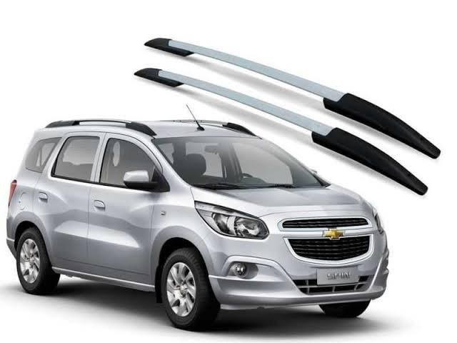 Rack longarina de teto Chevrolet Spin