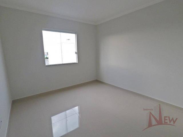 Excelente apartamento com 02 quartos no Cidade Jardim, São José dos Pinhais - Foto 12