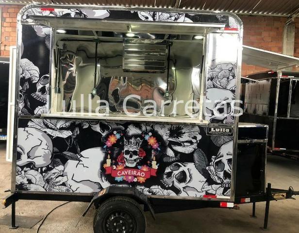 Fábrica de Trailer Food Truck - Foto 6