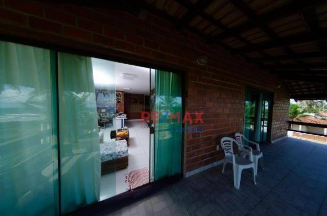 Casa com 3 dormitórios à venda, 250 m² por r$ 1.200.000 - condomínio verdes mares - ilhéus - Foto 7