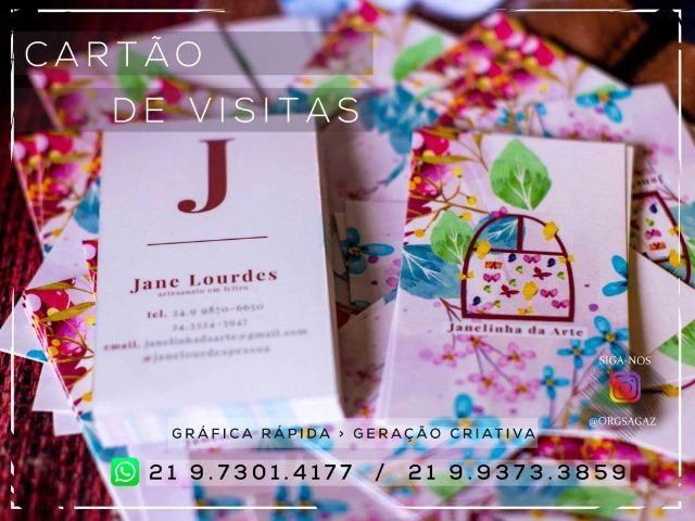 Cartão de Visitas - Foto 2