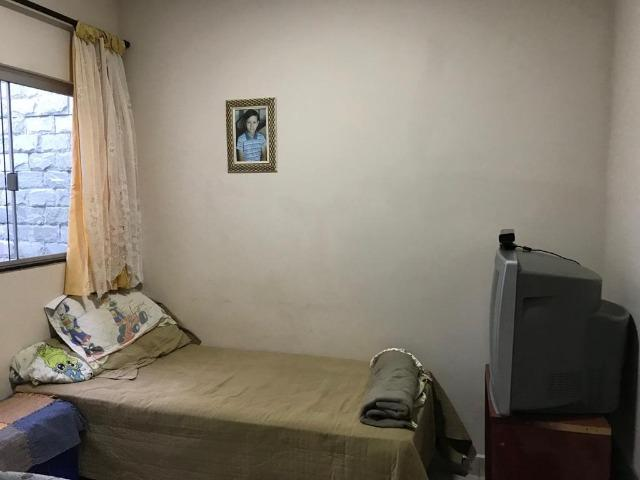 Excelente Casa, 3 Qts Sendo 1 Suíte, Laje, Cerâmica, Lazer no Piso Superior! - Foto 5