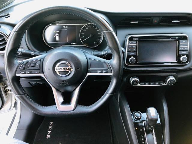 Nissan kicks 1.6 sl 2017 automática - Foto 7
