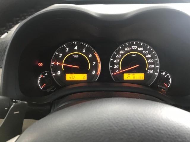 Corolla Xei 2.0 Blindagem Imbra Completo 2011/2012 - Foto 8