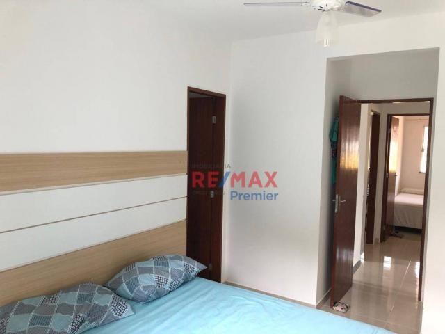Village com 3 dormitórios à venda, 87 m² por r$ 360.000,00 - nossa senhora da vitória - il - Foto 9