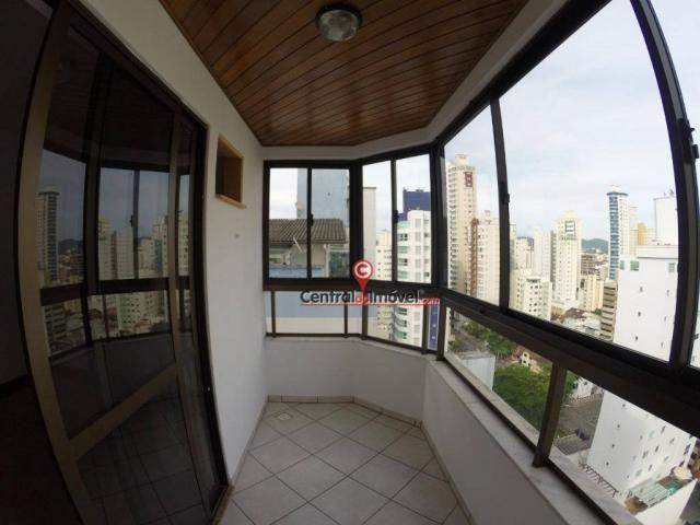 Apartamento com 3 dormitórios para alugar, 128 m² por r$ 450/dia - centro - balneário camb - Foto 5