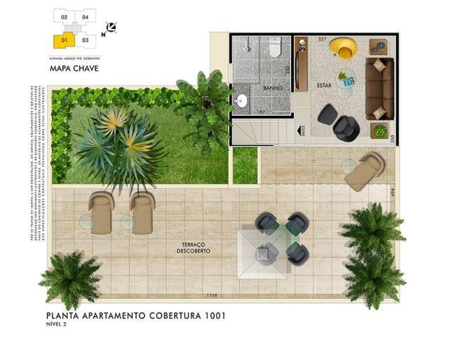 Cobertura à venda com 3 dormitórios em Buritis, Belo horizonte cod:1573 - Foto 5