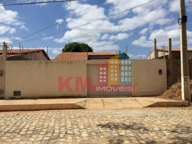 Aluga-se Casa Recém Construída no Três Vinténs - KM IMÓVEIS - Foto 7