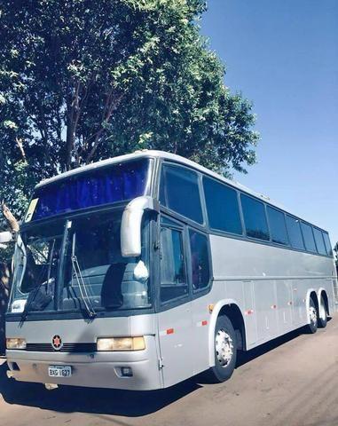 Ônibus Marcopolo GV1150 Paradiso Mb O400 - Foto 2