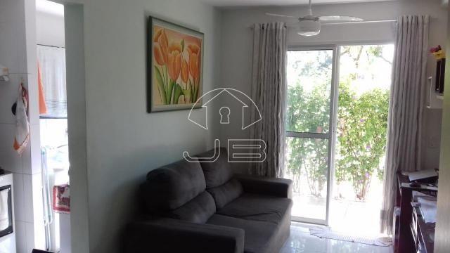 Apartamento à venda com 1 dormitórios em Jardim santa izabel, Hortolândia cod:AP003136 - Foto 3