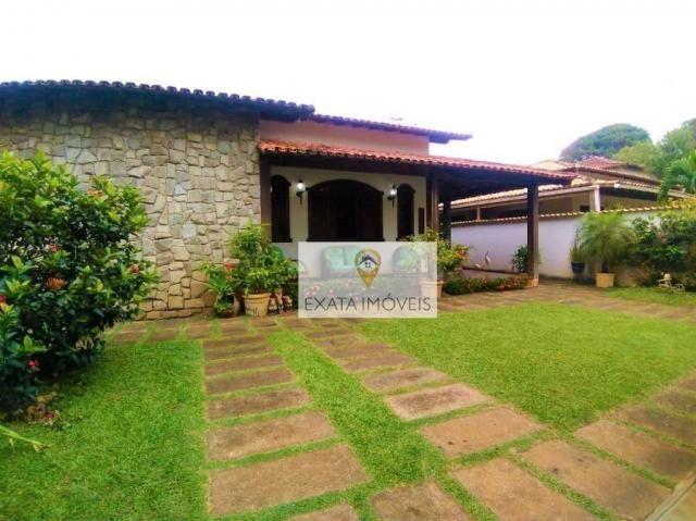 Casa linear 04 quartos, próximo a praia da Baleia/Costazul - Rio das Ostras - Foto 2