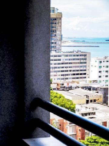 Flat com 1 dormitório à venda, 34 m² por r$ 205.000,00 - meireles - fortaleza/ce - Foto 8