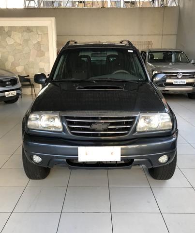 Chevrolet Tracker 4x4 2.0, Ano: 2009, Completíssima TOP!!! (+ Acessórios!!!) - Foto 6