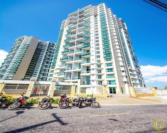 Apartamento para alugar com 3 dormitórios em Guararapes, Fortaleza cod:50503 - Foto 2