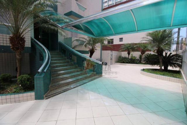 Apartamento com 1 dormitório para alugar, 45 m² por r$ 1.050/mês - tupi - praia grande/sp - Foto 9