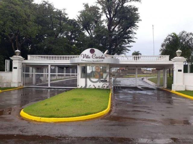 Terreno à venda, 354 m² por r$ 200.000 - parque nova carioba - americana/sp