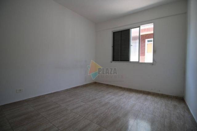 Apartamento com 1 dormitório para alugar, 45 m² por r$ 1.050/mês - tupi - praia grande/sp - Foto 2