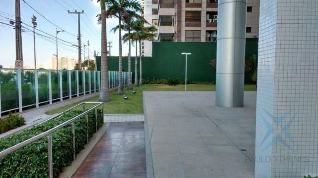 Cobertura com 3 dormitórios à venda, 130 m² por r$ 1.725.000,00 - meireles - fortaleza/ce - Foto 16