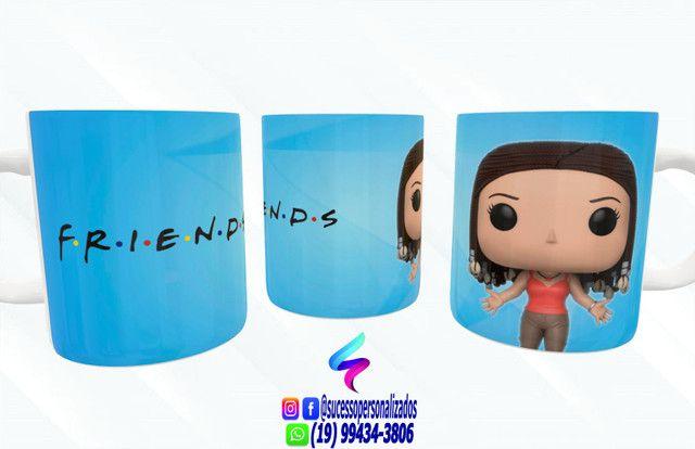 Canecas Colecionáveis Funko Pop Friends! - Foto 2