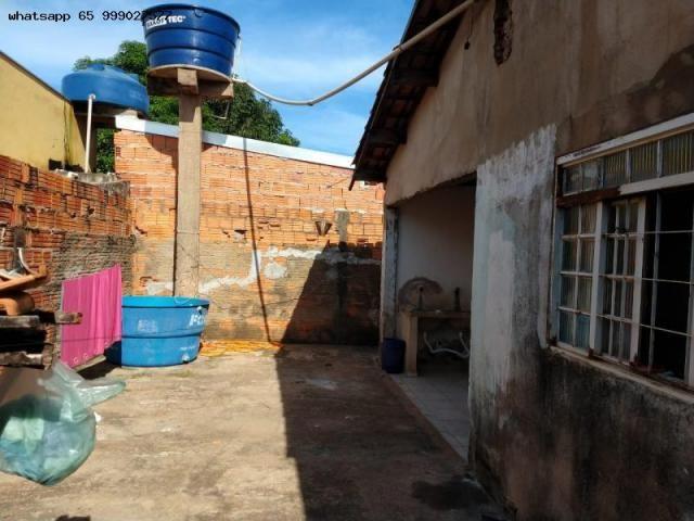 Casa Usada para Venda em Várzea Grande, 07 de maio, 2 dormitórios, 1 banheiro, 1 vaga - Foto 12
