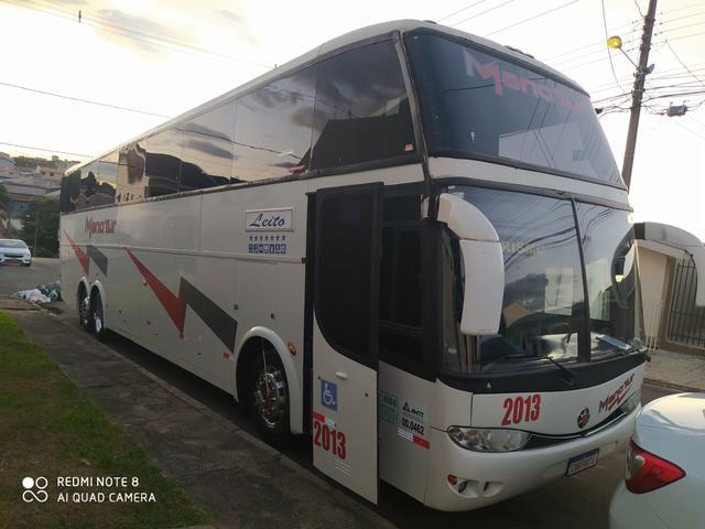 LD 1450 leito 28 lugar Scania k124 - Foto 11