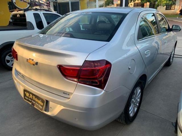 Chevrolet cobalt 2019 1.8 mpfi ltz 8v flex 4p automÁtico - Foto 9