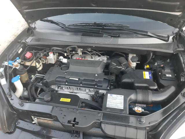 Hyundai tucson 2.0 mpfi gls automático ano 2015 todo equipada com gnv - Foto 15