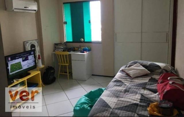 Apartamento à venda, 153 m² por R$ 680.000,00 - Engenheiro Luciano Cavalcante - Fortaleza/ - Foto 11