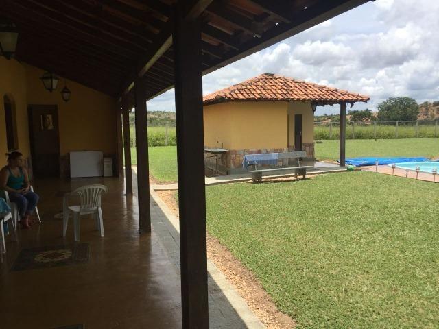 Fazenda 86 hec de área com ótima topografia, piscina em Inimutaba/MG - Foto 10