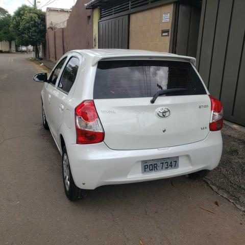 Toyota Etios 1.3 1.3 X 16V Flex 4P Manual