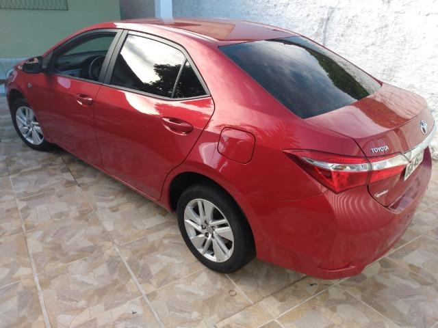 Toyota Corolla GLI 1.8 2015 FLEX - Carro Extra! - Foto 3