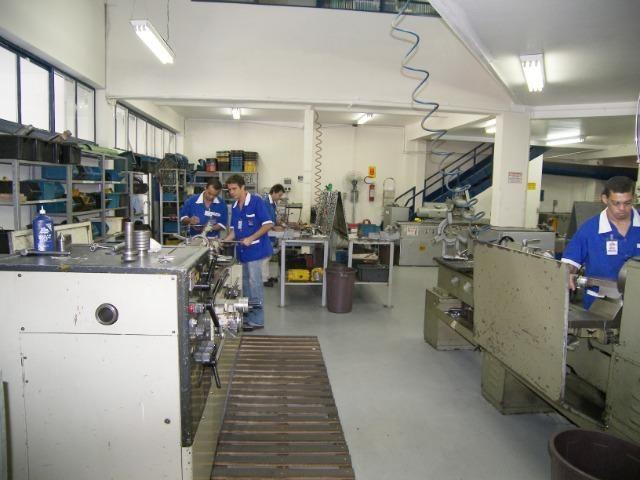Mecânico para retifica com experiência em metrologia