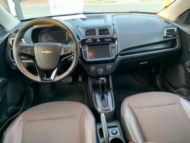 Chevrolet cobalt 2019 1.8 mpfi ltz 8v flex 4p automÁtico - Foto 4
