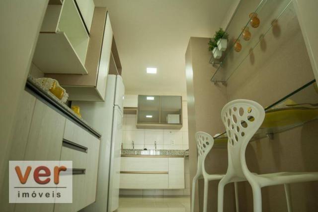 Apartamento à venda, 111 m² por R$ 1.060.000,00 - Cocó - Fortaleza/CE - Foto 14