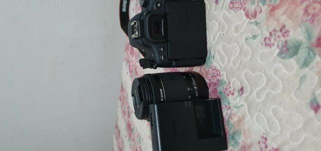 Câmera Fotográfica Semi Profissional Canon - Foto 3
