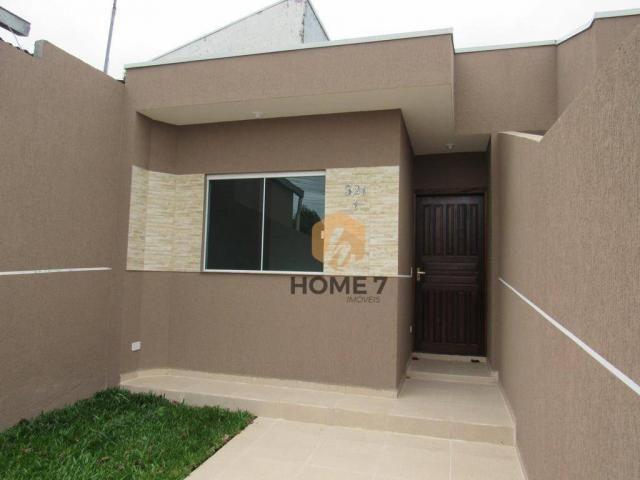 Casa com 2 dormitórios à venda, 43 m² por R$ 195.000 - Sítio Cercado - Foto 5