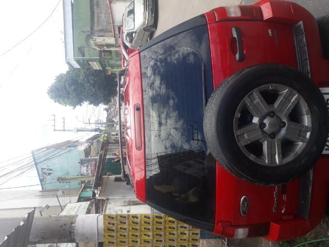 Eco Sport vermelho