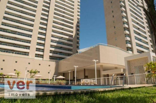 Apartamento à venda, 111 m² por R$ 1.060.000,00 - Cocó - Fortaleza/CE - Foto 2